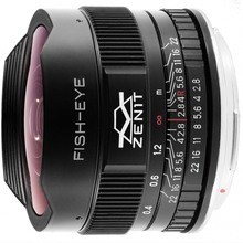 Zenitar 16mm F2.8 II Fisheyes -For Canon/Nikon