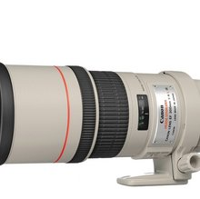 Canon 300mm F4 L IS-Mới 95%