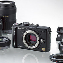 Panasonic Lumix GF1+14-45mm G + view EVF 1 - Mới 9