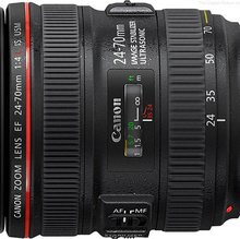 Canon 24-70mm F/4 L IS - Mới 98%