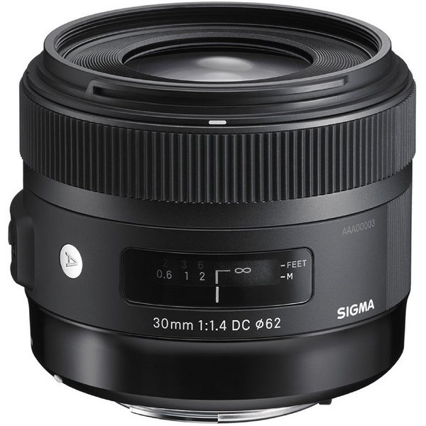 Sigma 30mm F1.4 ART- 95%
