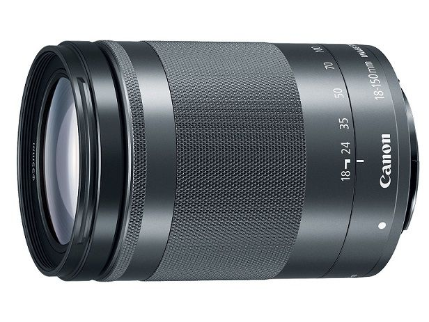 Canon EF-M 18-150mm f/3.5-6.3 IS STM-Mới 100%