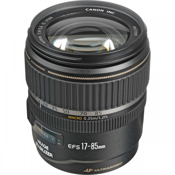 Canon EF-S 17-85mm f/4-5.6 IS USM-Mới 95%