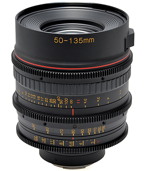 TOKINA 50-135mm T3 Telephoto Zoom Lens