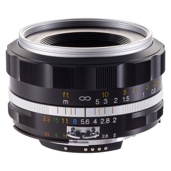 Voigtlander 40mm F2 SLII-S AIS For Nikon - Mới 100%