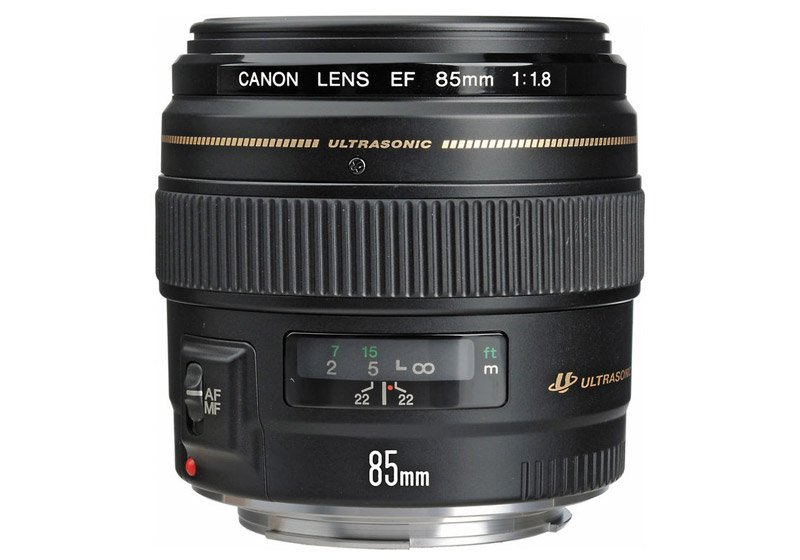 Canon 85mm F1.8- Mới 90%