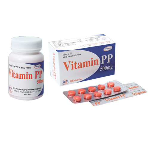 VITAMIN PP 50MG (H/100V)