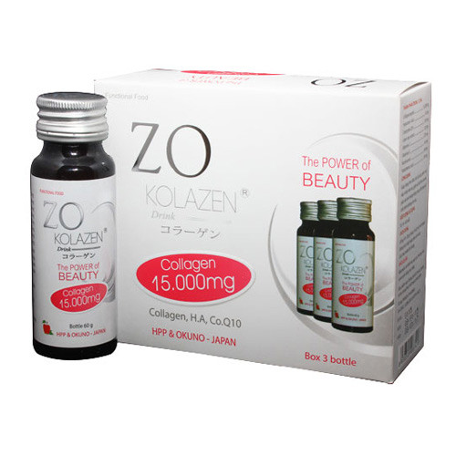 TPCN - ZO Kolazen (collagen 15000mg - dạng chai)