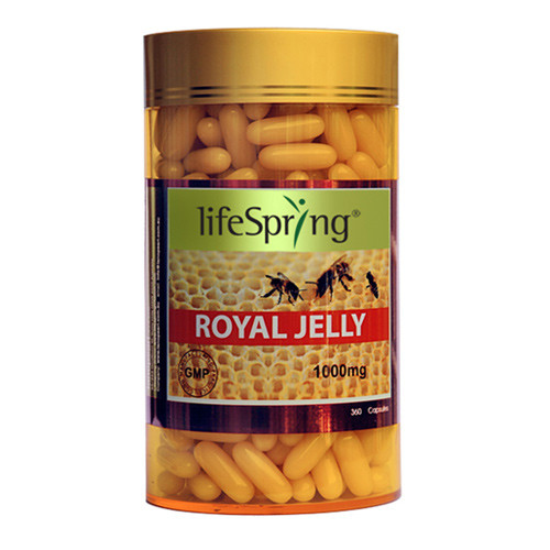 TPCN - Sữa ong chúa - Lifespring Royal Jelly 1000mg
