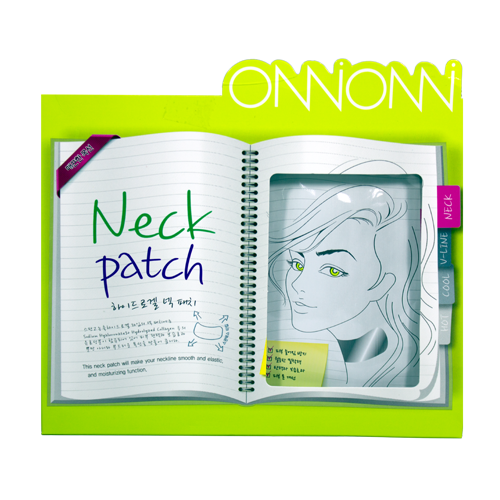 Mặt nạ cổ ONNIONNI Neck Patch