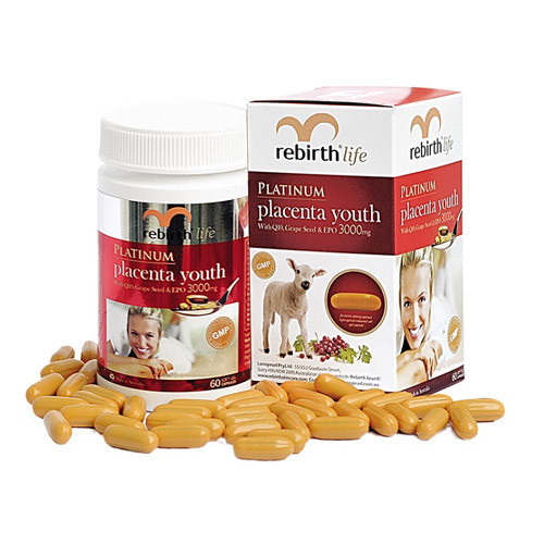 TPCN - Nhau Thai Cừu Platinum Placenta Youth