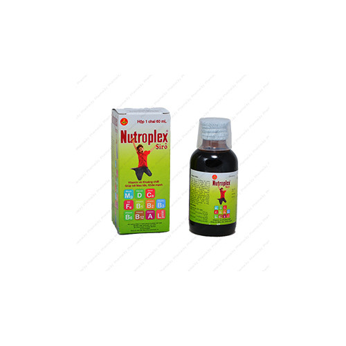 Siro Nutroplex 60ml