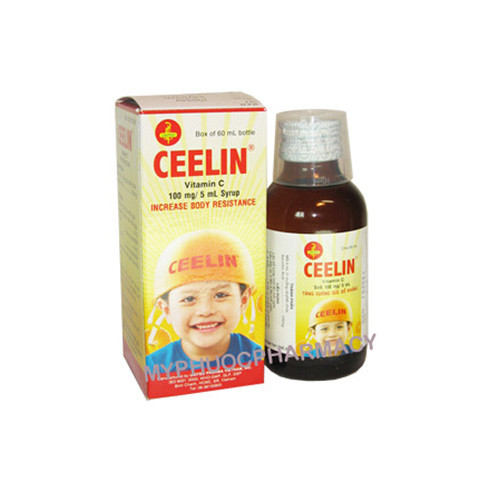 Vitamin C CELIN 60ML