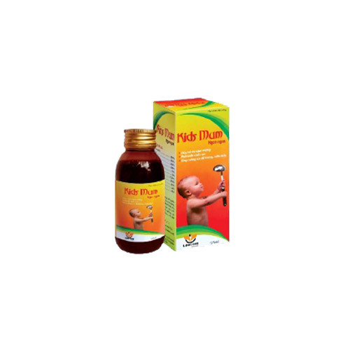 Kids Mum Ngon Ngon Lọ 125ml
