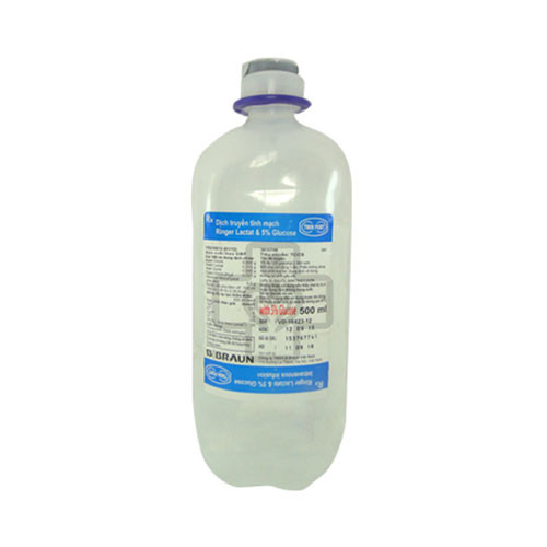 Dịch truyền Lactate Ringer 500ml