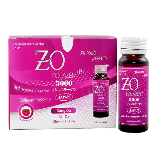 Collagen Zokolazen (5000mg x 6 Chai)
