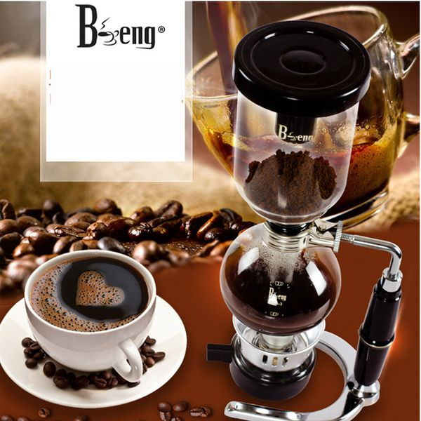 Bình pha cafe Syphon 5 cup Beseng