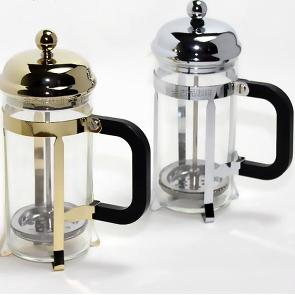 Bình pha Cafe French Press 350ml ChongCha