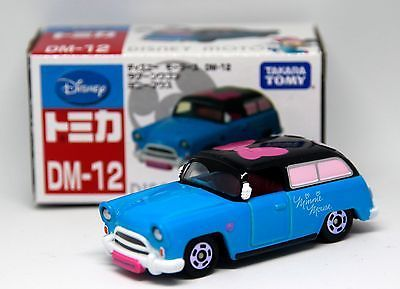 Xe Tomica Mickey