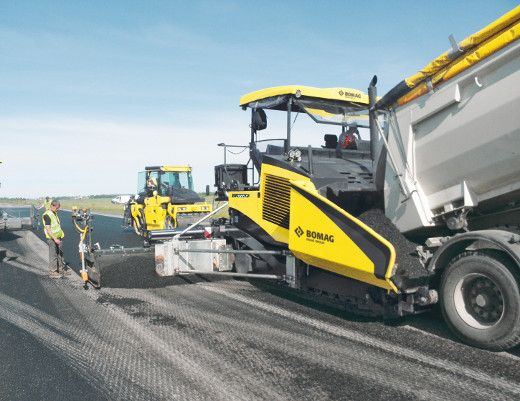 Bomag BF900C
