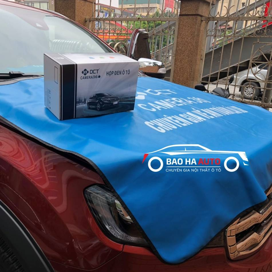 Camera 360 DCT cho Ford Everest 2019 | Bản T2