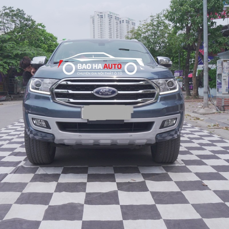 Camera 360 DCT cho Ford Everest | Bản T2