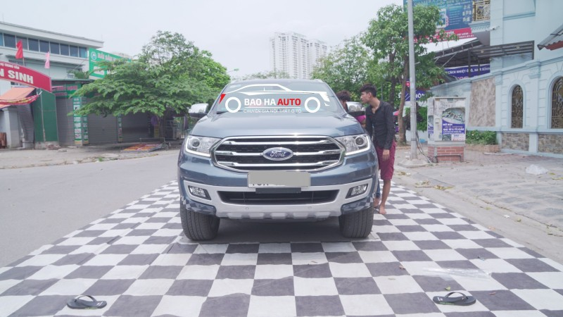 Camera 360 DCT cho Ford Everest 2019