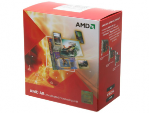 AMD A6-Series A6-3500 (2.4GHz, 3M L2 Cache, socket FM1, Radeon HD 6530D)