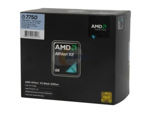 AMD ATHLON 64 x2 7750 (2.7GHz, 2MB L3 Cache, Socket AM2+, 2000MHz FSB)
