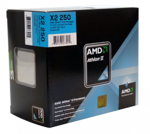 AMD Athlon II X2 215 (2.7GHz, 2 x 512KB L2 cache, Socket AM2+ AM3, 2000MHz FSB)