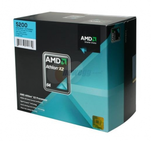 AMD Athlon X2 5600+ (2.8GHz, 2MB L2 Cache, Socket AM2, 2000MHz FSB)