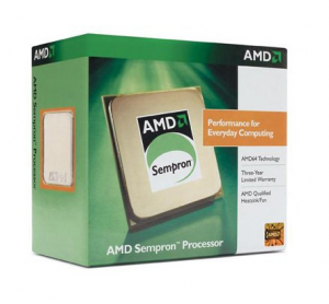 AMD Sempron 3400+ (1.8GHz, 256KB L2 Cache, Socket AM2, 1600MHz FSB)