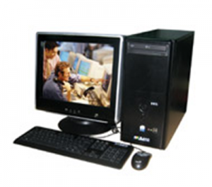 Anson-03 (Intel Core duo E7500 2.93Ghz, RAM 2GB, HDD 500GB, PC DOS, LCD options 18.5inch)