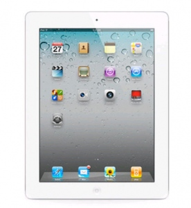 Apple iPad 2 64GB iOS 4 WiFi 3G for Verizon Model - White