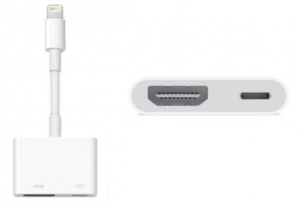 Cáp HDMI Lightning cho iPhone 5- IPAD 4 - IPAD mini