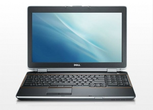 Dell Latitude E6520 (Intel Core i5-2520M 2.5GHz, 4GB RAM, 250GB HDD, VGA Intel HD Graphics 3000, 15.6 inch, Windows 7 Professional 64 bit)