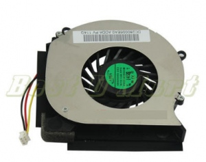 FAN CPU DELL Latitude D420, D430 Series. P/N: MJ382