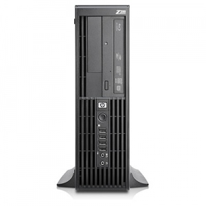 HP Z200 Workstation (Intel Xeon X3430 2.40GHz, RAM 4GB (2x2GB), HDD 500GB, DVD-RW, Windows 7 Professional 64-Bit) ( VA206AV )