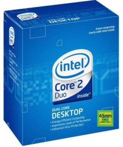 Intel Core 2 Duo E7500 ( 2.93GHz, 3MB L2 Cache, Socket 775, 1066MHz FSB)