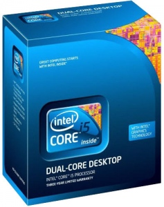 Intel Core i5-680 (3.60 GHz, 4M L3 Cache, Socket 116, 2.5 GT/s DMI)