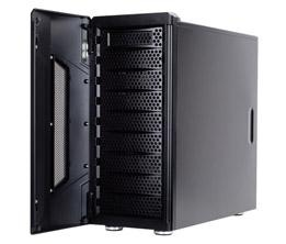 Intel Tower Server SRPS01B ( Intel Xeon Quad Core X3430 2.4Ghz, RAM 2GB, HDD 250GB, 400W)