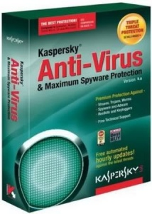 Kaspersky Anti-Virus 2010 1YEAR - 3PC