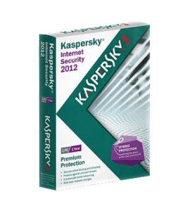 Kaspersky Internet Security 2012 - 3PC - 1 year