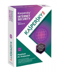 Kaspersky Internet Security 2013 1Year/ 3PC