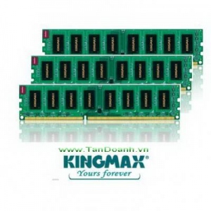 Kingmax - DDR3 - 6GB (3x2GB) - bus 1333MHz - PC3 10600 kit