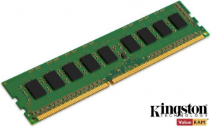 Kingston - DDR3 - 2GB - bus 1333 MHz - PC3 10600 (KVR13N9S6/2)