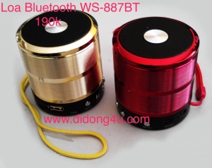 Loa Bluetooth WS 887BT