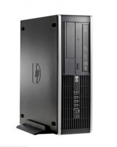 Máy tính Desktop HP Compaq 8100 Elite Small Form Factor PCIntel Core i5-650 3.33GHz, RAM 8GB, HDD 250GB, VGA NVIDIA Quardro Windows 7 Professional 32 bit, Không kèm màn hình HÀNG CŨ BH 12 THÁNG