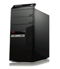 Máy tính Desktop Lenovo ThinkCentre M58 (6258ANU) ( Intel Core 2 Duo E7500 2.93GHz, RAM 2GB, HDD 160GB, VGA Intel GMA X4500, Windows XP Professional, Không kèm màn hình)