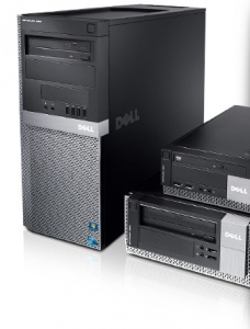 Máy tính Desktop OptiPlex 980 All-in-One Desktop (Intel Core i5 680 3.6GHz, RAM Up to 16GB, HDD Up to 500GB, OS WIN 7, Không kèm màn hình)